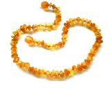 collier d'ambre bébé